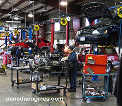 Come visit us at our large automotive service center...
