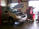 60_Chevrolet_Venture_minivan_reassembled_engine_installed