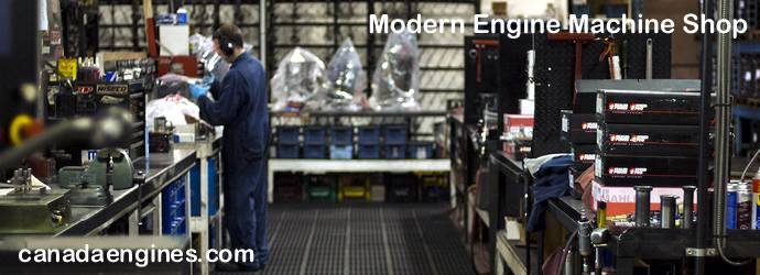 Modern In-House Engine Machine 