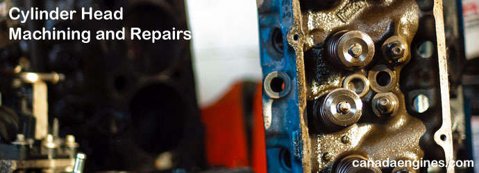 Cylinder Head Machining and 