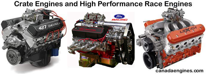 Crate Engines and High Performance 