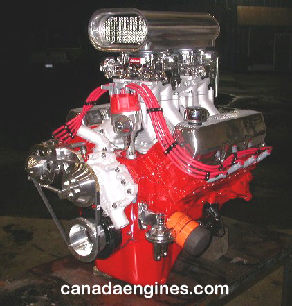 Ford 351 Cleveland high performance motor...