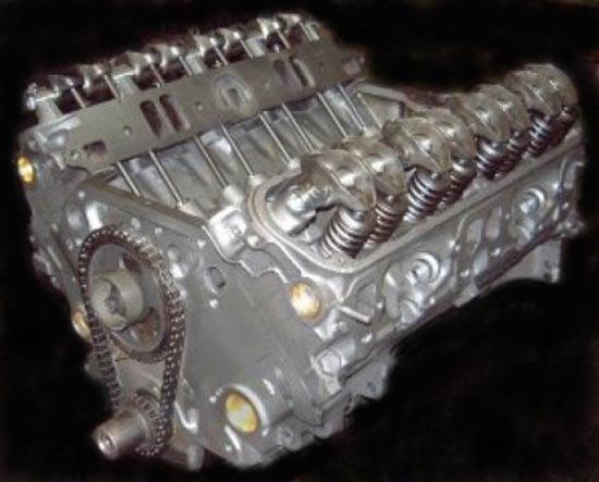 Quality remanufactured engines for your Dodge, Chrysler, JEEP