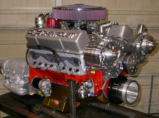 Canada Engines Chevrolet 388 cubic inch performance engine