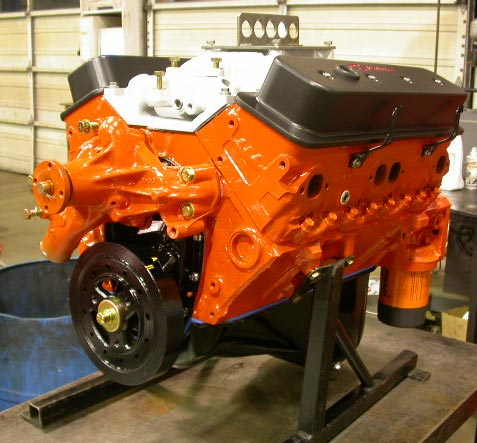 Canada Engines high performance engine... click on image for a larger ...