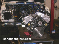 Click on the image to find out more about this engine installation...